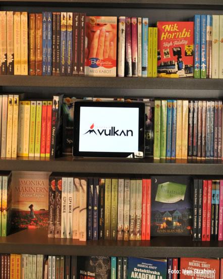 Knjizare Vulkan